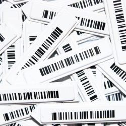 58 khz A.M Kağıt Alarm Etiketler